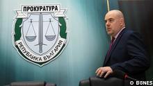 Bulgarien designierter Generalstaatsanwalt Ivan Geschev