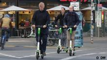 Berlin E-Scooter
