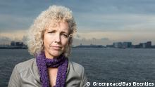 Greenpeace: Jennifer Morgan