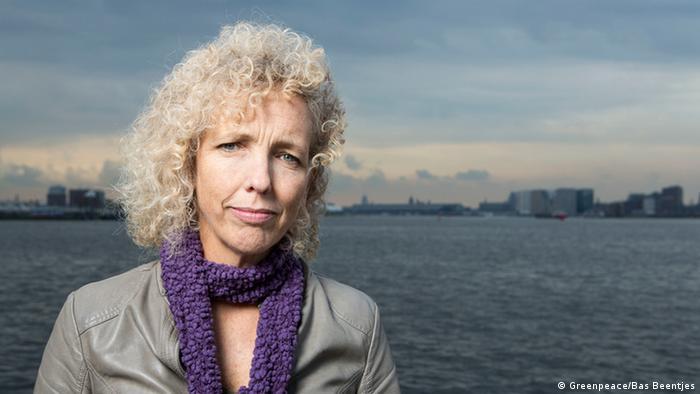 Greenpeace: Jennifer Morgan