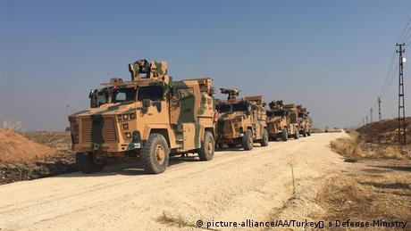 Τουρκική στρατιωτική παρουσία νότια της Μεσογείου;