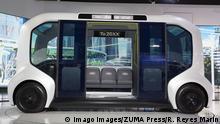 Japan | Tokyo Motor Show - Toyotas E-Palette