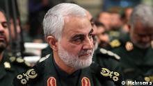 Iran Revolutionsgarde Ghasem Soleimani