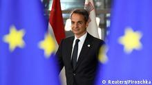 Griechenland l Ministerpräsident Kyriakos Mitsotakis