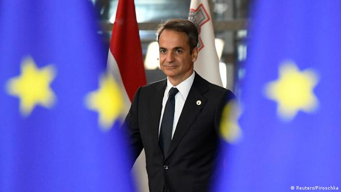 Greek PM Mitsotakis recently visited China as the leader of the official guest country of the 2019 China International Import Expo