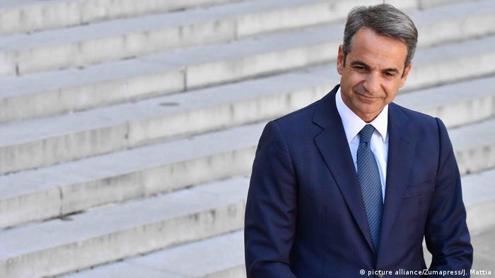 Премиерът Кириакос Мицотакис е решен да върне избягалите от страната гърци