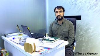 Suriye Nur Derneği Başkanı Dr. Mehdi Davud