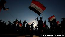 Irak l Proteste in Najaf