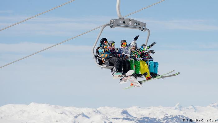 Montenegro l Skigebiet