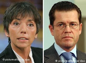 Margot Käßmann s'était notamment opposée au ministre allemand de la Défense Karl-Theodor zu Guttenberg sur l'Afghanistan