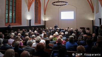 Εκδήλωση με σεβαστό αριθμό Γερμανών που γνωριζουν αρχαία ελληνικά