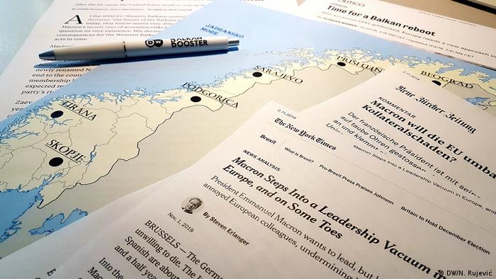 Symbolbild | Norwegisches Model für Westbalkan