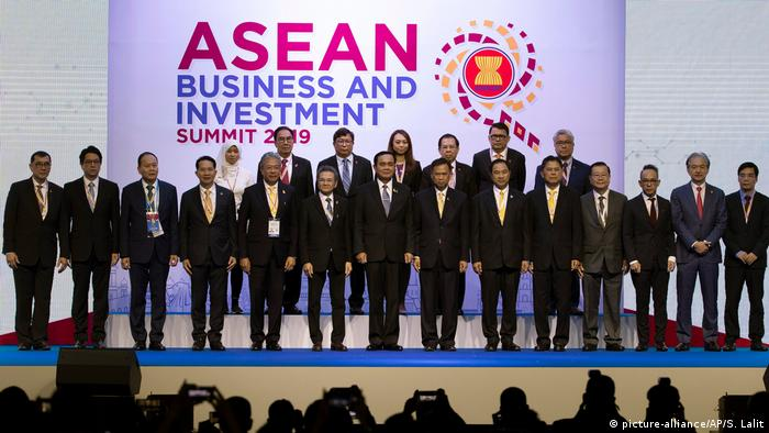Thailand ASEAN Summit (picture-alliance/AP/S. Lalit)