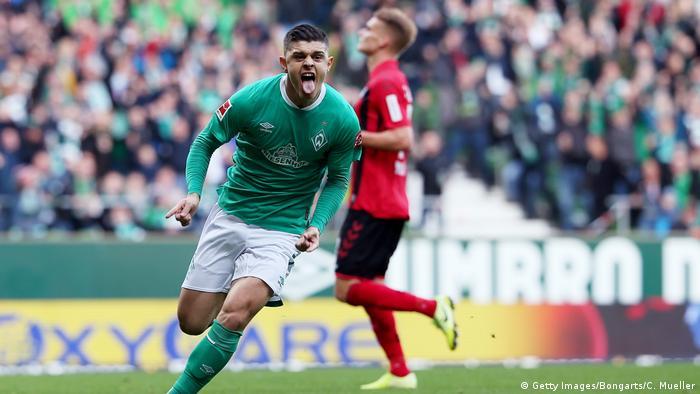 Bremen-Friburgo: 2-2