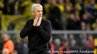 Will it be third time lucky for Lucien Favre?
