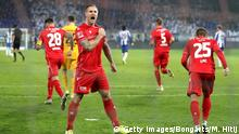 1. Bundesliga | 1. FC Union Berlin v Hertha BSC | Torjubel (1:0)