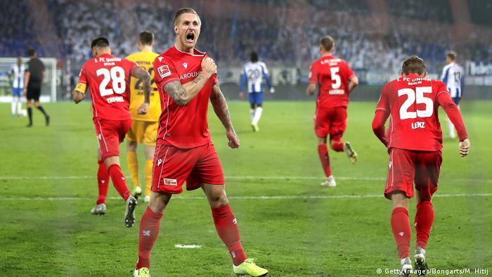Union Berlin v Hertha BSC(Getty Images/Bongarts/M. Hitij)