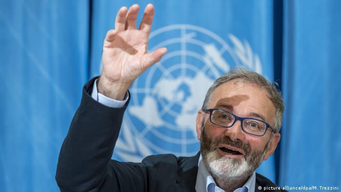 Vincent Cochetel, UNHCR-Beauftragter