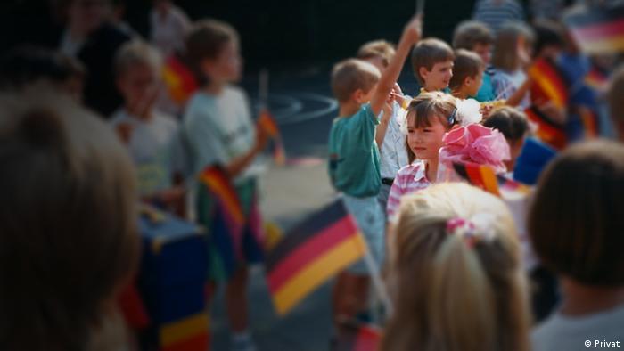 Kinder nach der Wende, Nachwendekinder