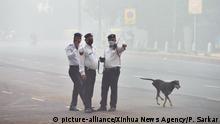 Indien | Luftverschmutzung in Delhi