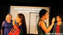 Köln | iranisches Theaterfestival in Köln wenn Liebe eine Sünde ist