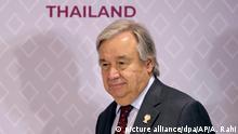 Thailand Asean-Gipfel l UN-Generalsekretär Guterres