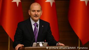 Seit 2018 sind 804 Leute nicht mehr zurückgekehrt, sagt Süleyman Soylu