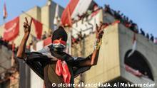 Irak Proteste in Bagdad