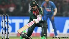 Indien Neu Delhi Cricket Tesspiel Indien vs. Bangladesch