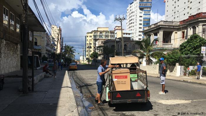 Devisenläden in Kuba