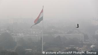 Bildergalerie Indien Smog