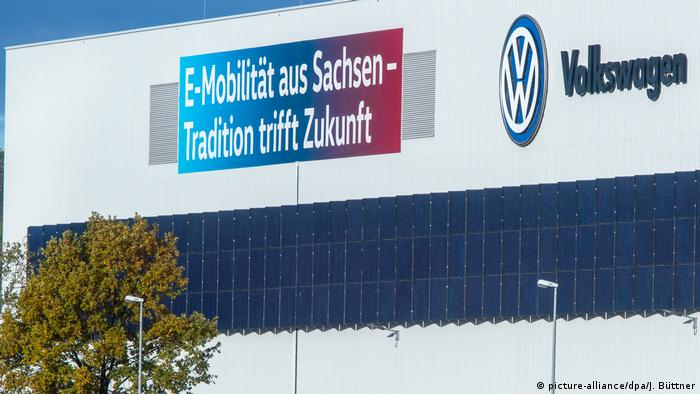 Fábrica de VW en Zwickau, Sajonia: La tradición se encuentra con el futuro.