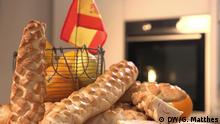 Baking Bread Tutorial 1: Spanisches Baguette