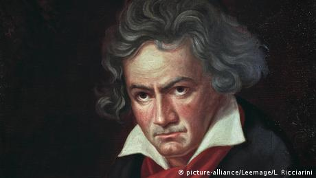 Ludwig van Beethoven (1770-1827) (picture-alliance/Leemage/L. Ricciarini)
