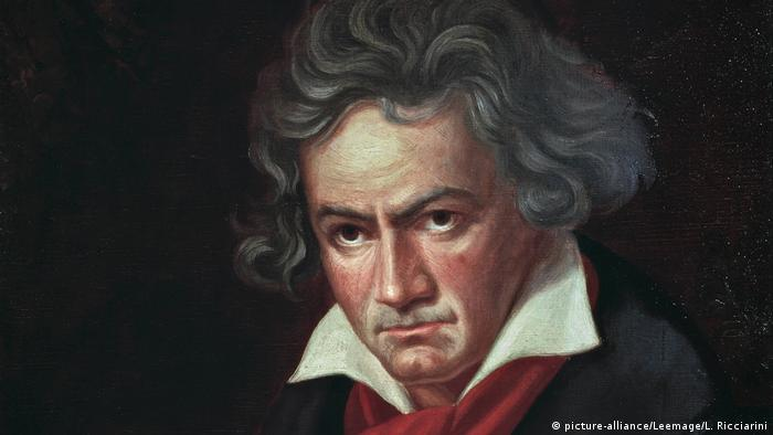 Ludwig van Beethoven (1770-1827) (picture-alliance/Leemage/L. Ricciarini)