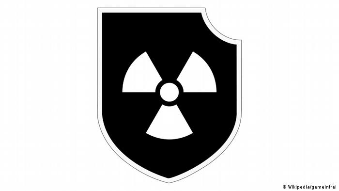 Symbol of the Atomwaffen Division group (Wikipedia/gemeinfrei)