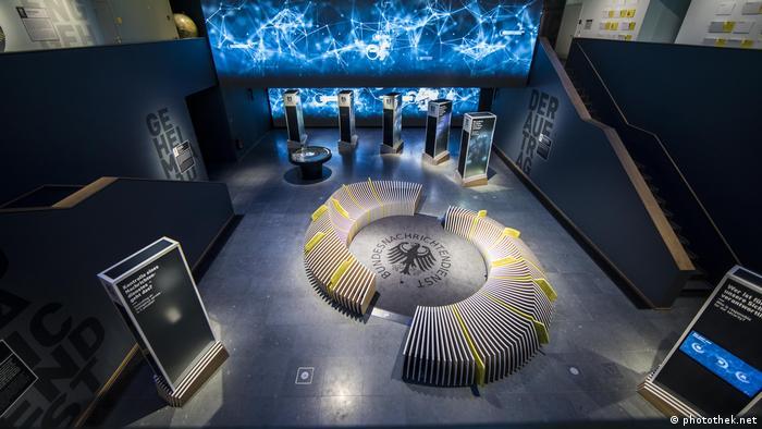 Besucherzentrum Bundesnachrichtendienst BND