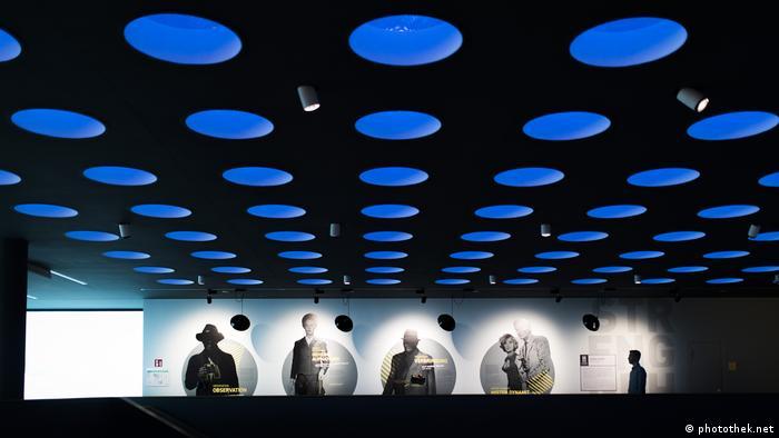 The BND'x exhibit at its Berlin HQ (photothek.net)