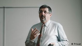 Гасан Гусейнов, доктор филологических наук, профессор Высшей школы экономики в Москве (ВШЭ)
