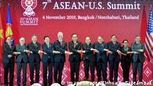 Thailand Abschluss ASEAN-Gipfel in Nonthaburi