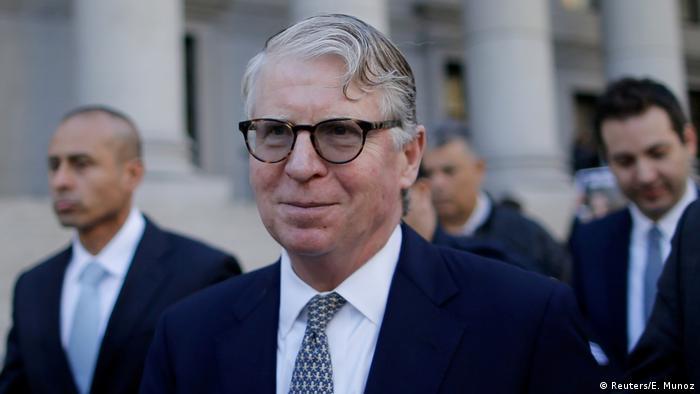 Manhattans Staatsanwalt Cyrus R. Vance Jr. (Reuters/E. Munoz)