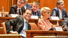 Rumänien Minderheitsregierung von Ludovic Orban gewählt