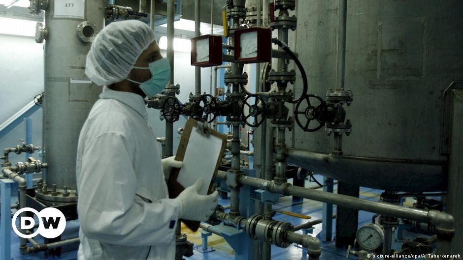 """مواد نووية """"مخفية"""" في إيران تثير قلقا أمميا وأوروبيا"""