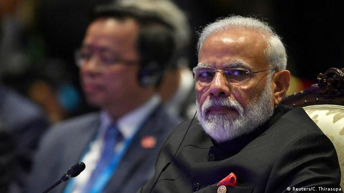 'When I measure the RCEP Agreement with respect to the interests of all Indians, I do not get a positive answer,' Modi said