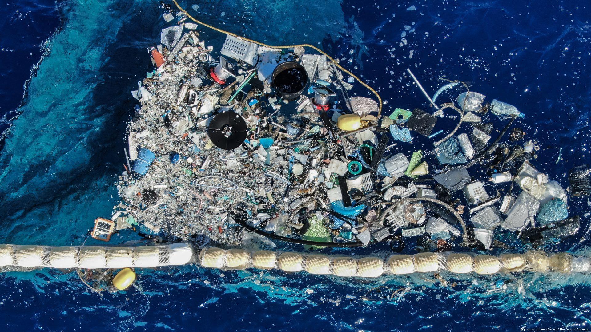 Aktion Gegen Plastikmüll Im Meer Top Thema Lektionen