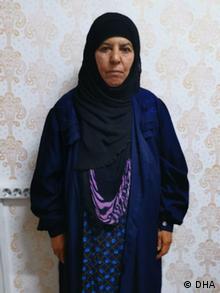 Syrien | Schwester von Al-Bagdadi, Rasmiya Awad