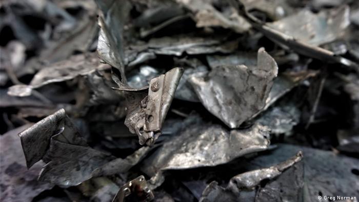 E-raze recycling: aluminium