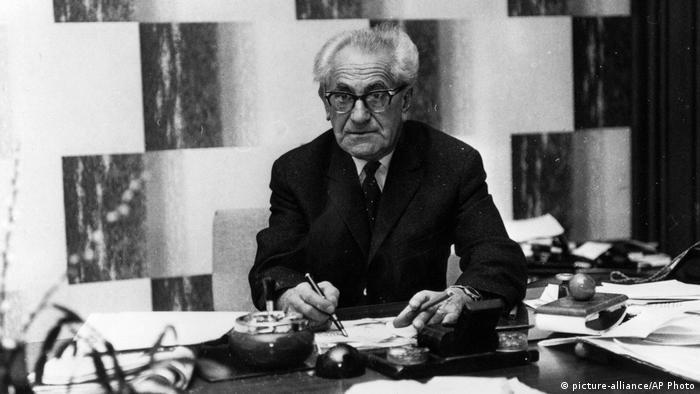 Prokurator Fritz Bauer: dzięki niemu doszło do procesów załogi Auschwitz