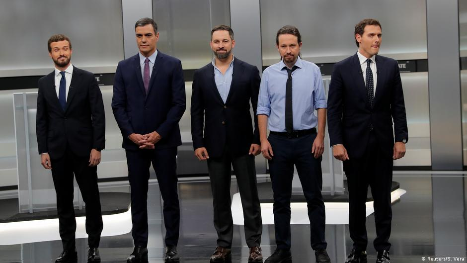 Spain returns to the polls to break political deadlock | DW | 10.11.2019