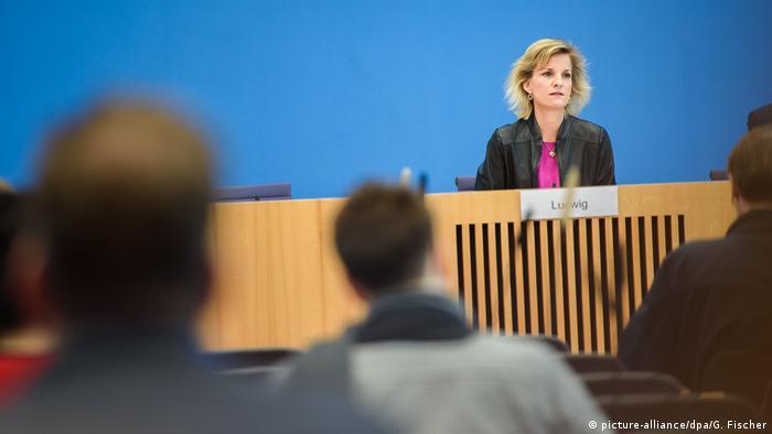 Deutschland Berlin | Daniela Ludwig, Drogenbeauftragte der Bundesregierung